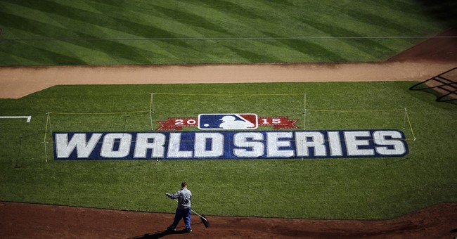 Rain in KC should be mostly over before World Series game