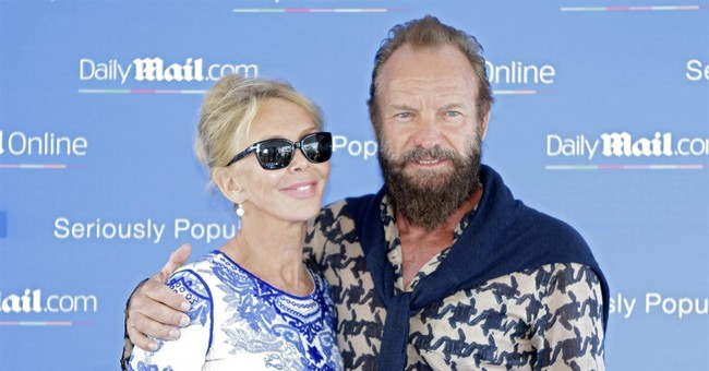 Artworks from Sting's London home up for auction