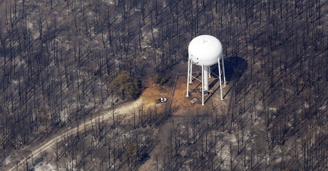 Drought, other factors contribute to larger Texas wildfires