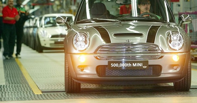 Mini recalls 86,000 cars to fix power steering problems