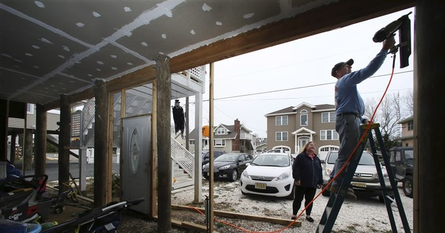 Shortchanged Sandy victims seeing some cash 3 years later