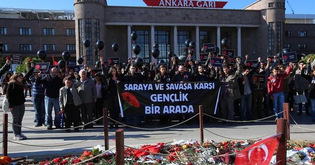Prosecutors: Local IS cell behind Ankara peace rally attacks