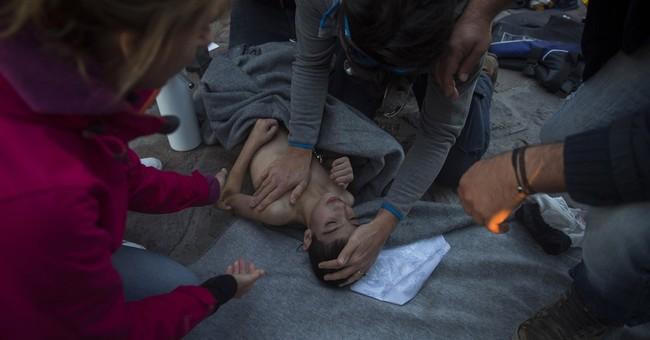 Migrant tragedy in Greek seas shows dangers as winter nears