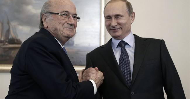 Blatter chastises FIFA ethics committee for banning him