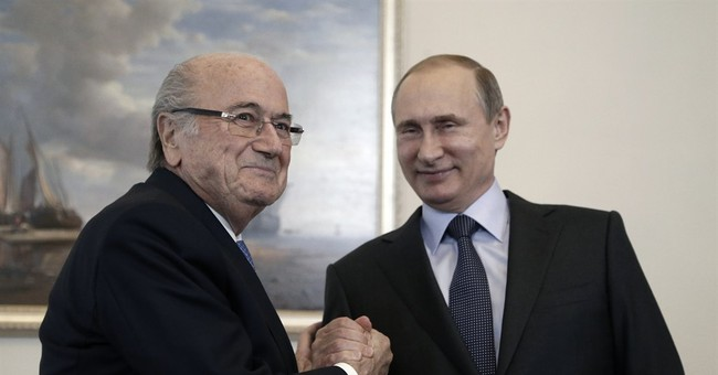 Blatter casts further doubt on integrity of World Cup votes