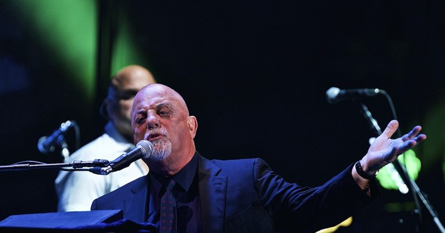 Billy Joel to sing anthem at Game 3 of World Series