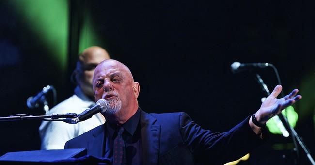 Billy Joel to sing anthem at Game 3 of World Series