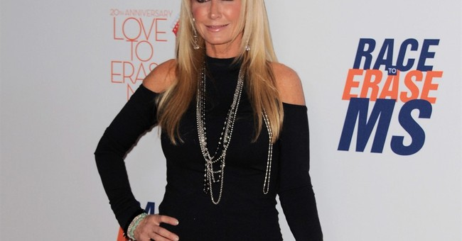 Reality TV star Kim Richards sentenced in shoplifting case