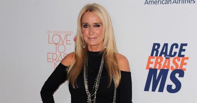 Reality TV star Kim Richards sentenced in shoplifting case