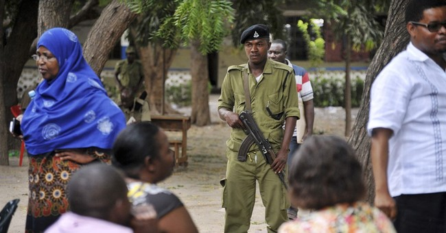 Official nullifies results of Zanzibar presidential poll