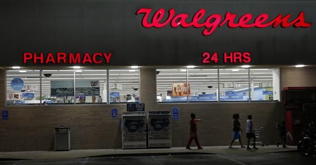Walgreens, Rite Aid combo to spread drugstore health kick