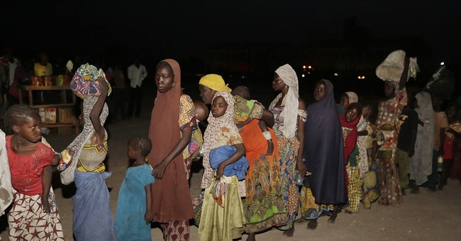 Nigerian military: 338 captives rescued from Boko Haram