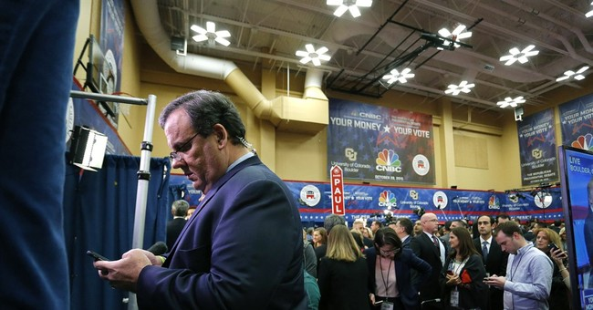 Republican candidates not happy with CNBC debate