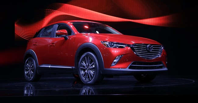 Fact sheet: 2016 Mazda CX-3