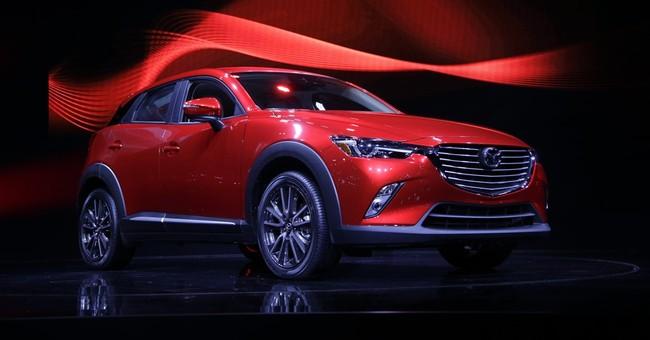 Fact sheet: 2016 Mazda CX-3