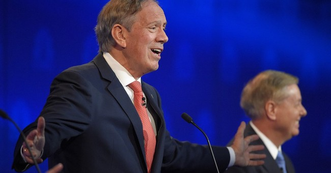 Early GOP debate takeaways: No breakout undercard performers