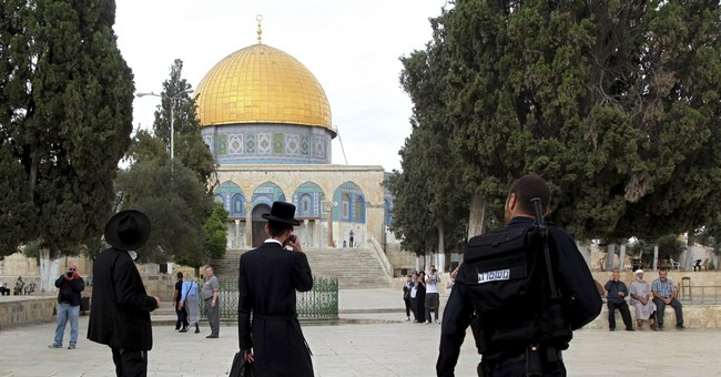 Jewish activists step up activities at sensitive holy site