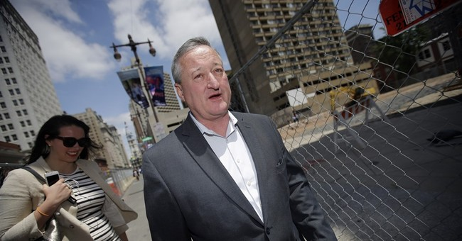 Poised to be next Philadelphia mayor, with focus on poverty