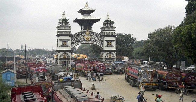Nepal turns to China for fuel after India restricts supply