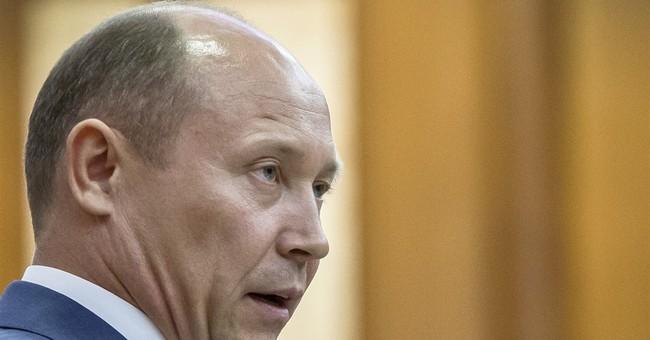 Moldovan Parliament dismisses government