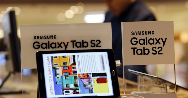 Samsung profit rises on record earnings from semiconductors