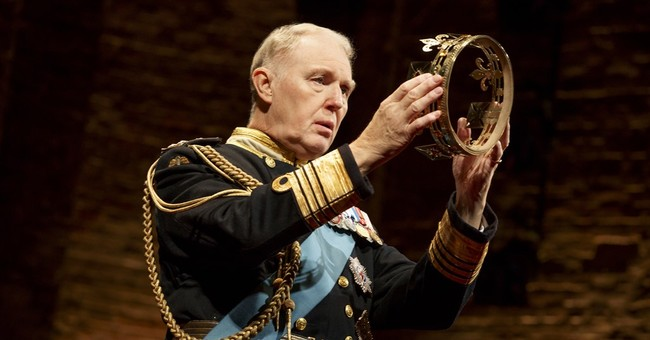 Tim Pigott-Smith on playing a royal onstage and meeting 1