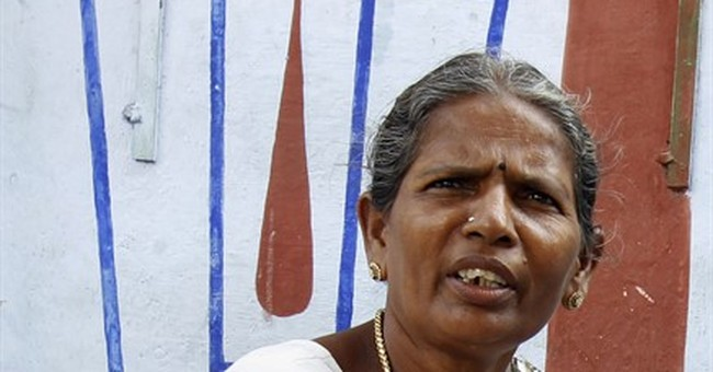 Labor laws questioned after Indian maid loses arm in Saudi