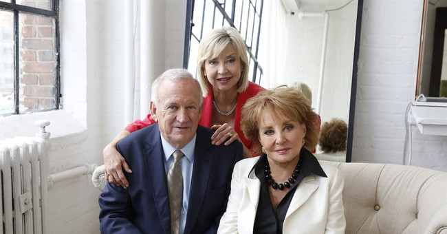 Barbara Walters revisits 'American Scandals' on new series