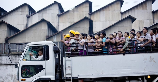 Open-for-business Myanmar struggles for global foothold