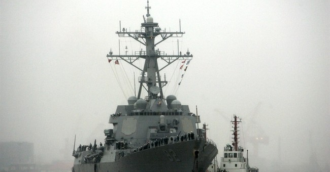 China: Will respond to US ships with all necessary means