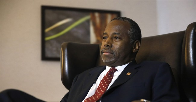 Carson tells AP: Seventh-day Adventism is right for him
