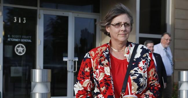 Oklahoma prison warden retiring amid execution probe