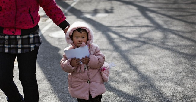 China to end decades-old 1-child policy, allow 2 children
