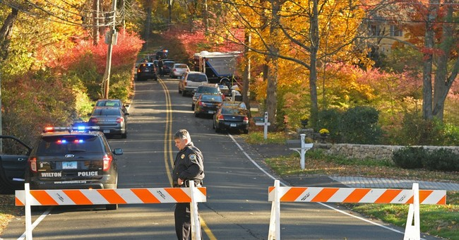 Prosecutor: Son a suspect in killings of Connecticut couple