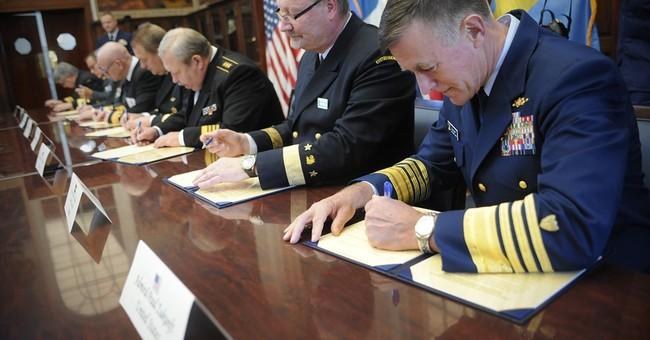 With ice melting, Arctic coast guards pledge cooperation