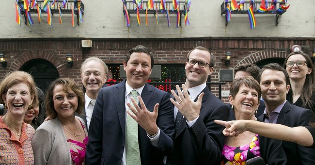 AP-GfK Poll: Clerks must issue gay marriage licenses