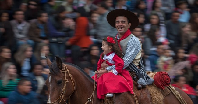 AP PHOTOS: Keeping Brazil's cowboy traditions alive