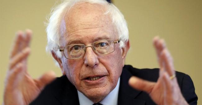 Sanders explains self-description as 'democratic socialist'