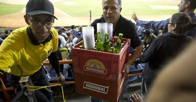Baseball blues in Venezuela as economic chaos hits stadiums