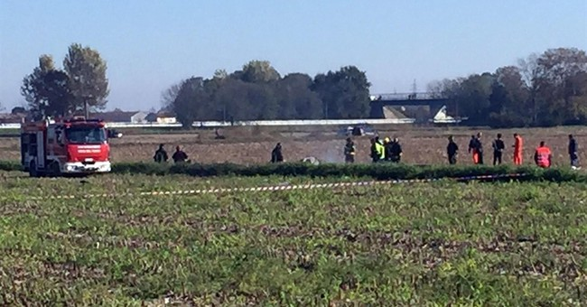 2 pilots killed in accident in Italy involving prototype