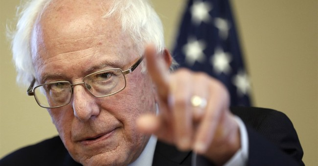 Sanders spends $2M on 1st ad campaign in Iowa, New Hampshire