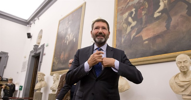 Rome's mayor forced out a day after reclaiming seat