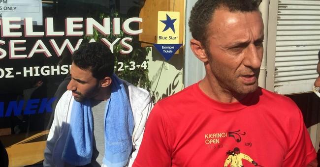 Kurdish pop singer barely survives Aegean migrant shipwreck