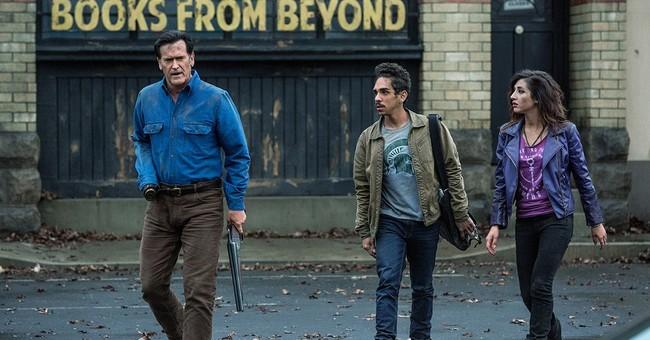 Starz show 'Ash vs Evil Dead' sees return of Bruce Campbell