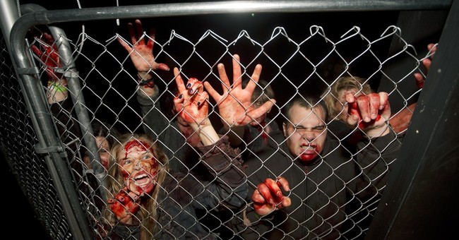 Fans to get dropped inside the horror of 'The Walking Dead'