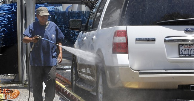 California fines water suppliers for failure to cut back
