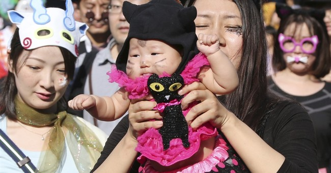 No tricks: Halloween all the rage in Japan as costume play