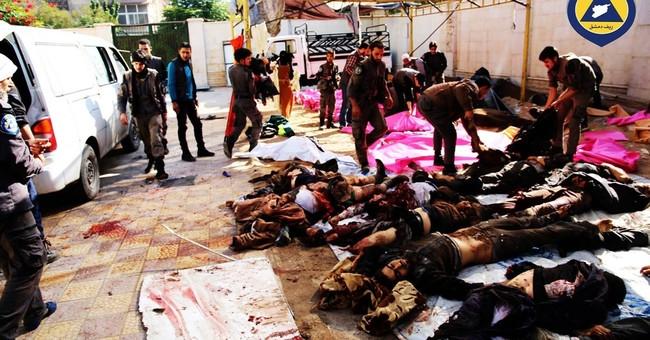 US commandos heading into Syria, White House says