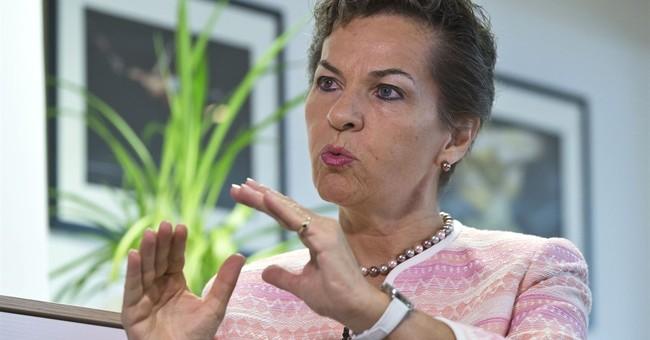 UN climate chief: global emissions pledges not enough yet