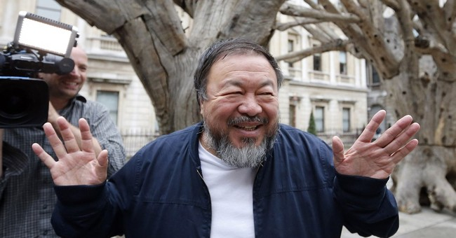Fans give Lego bricks to Ai Weiwei after firm declines order